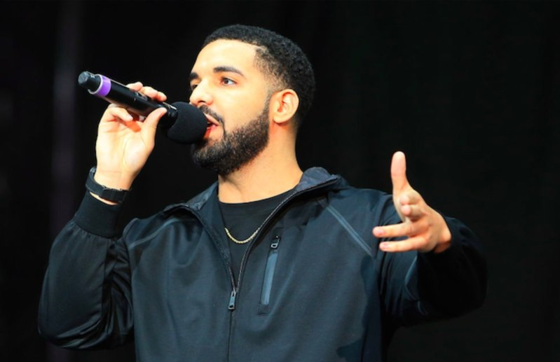 Drake (Credit Universal Music)