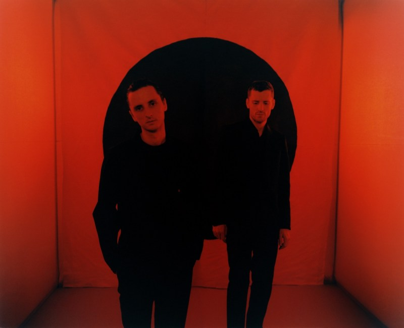 These New Puritans (Credit Harley Weir)