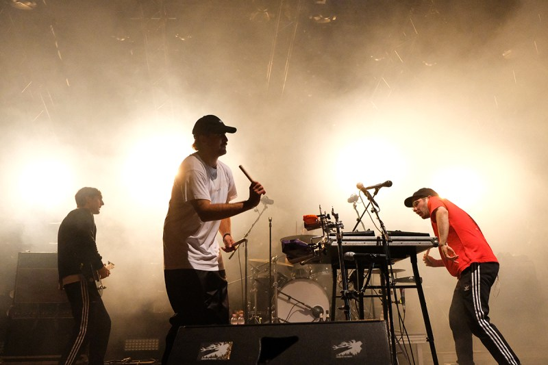 Leoniden (Credit Daniel Thomas/MusikBlog)