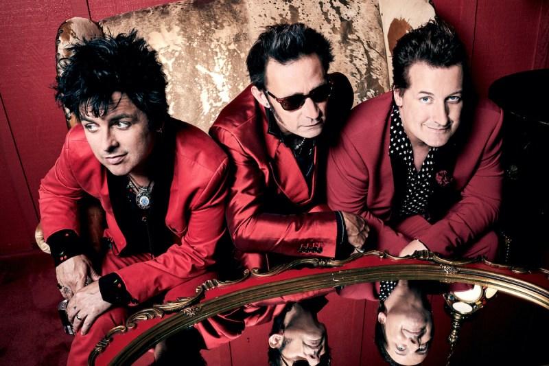 Green Day (Credit Pamela Littky)