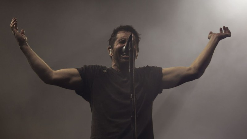Nine Inch Nails (Credit Joese Manuel Ribeiro)