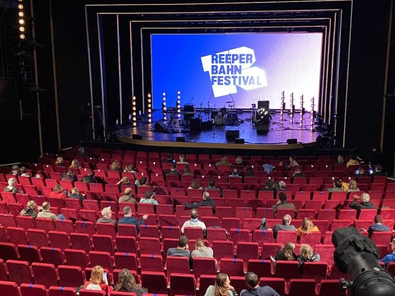 Stage Theater (Credit Birgit Martin/MusikBlog)