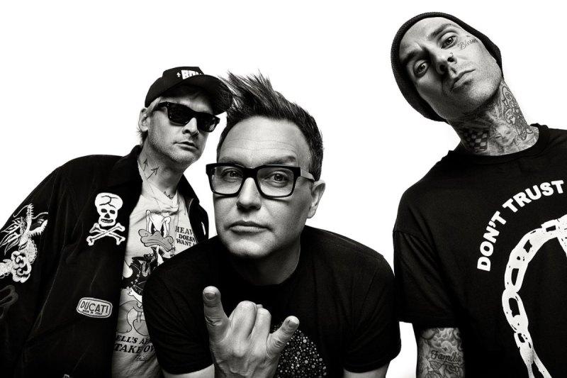 Blink-182 (Credit Randall Slavin)