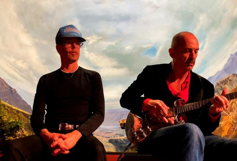 Matt Sweeney & Bonnie 'Prince' Billy (Credit Jonah Freeman & Justin Lowe)