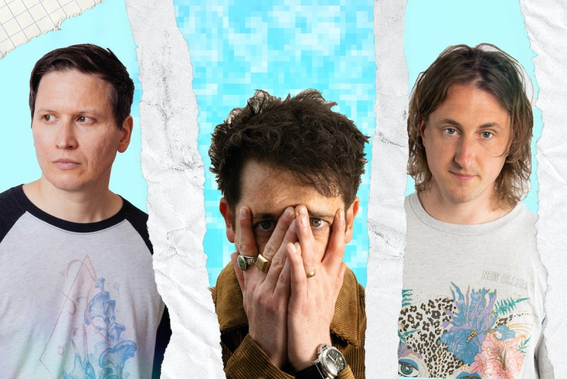 The Wombats (Credit Warner Music)