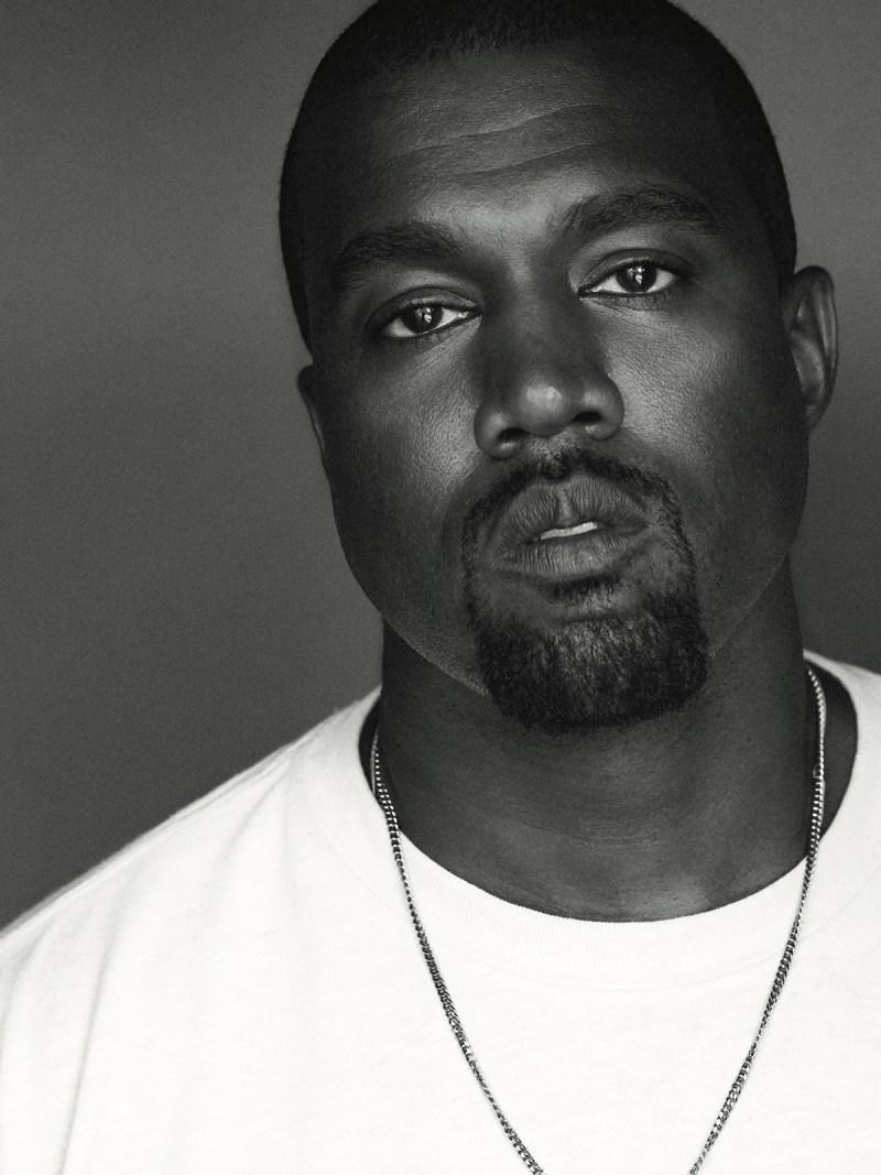 Kanye West (Credit Mert & Marcus)