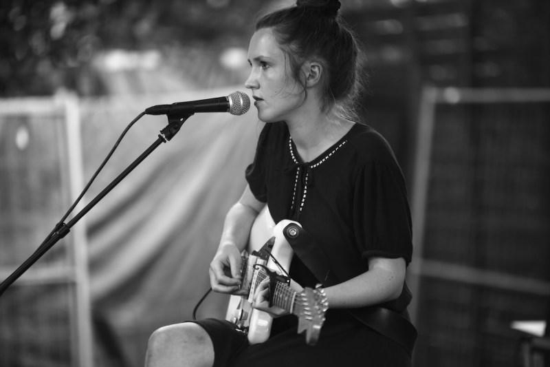 Stella Sommer (Credit Rene Bittner/MusikBlog)