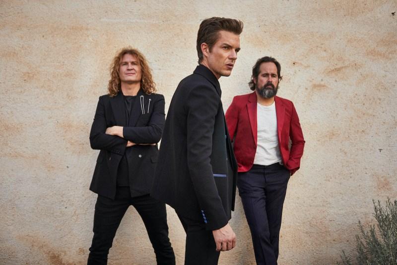 The Killers (Credit Danny Clinch)