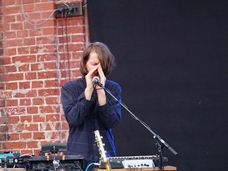 Masha Qrella (Credit Birgit Martin/MusikBlog)