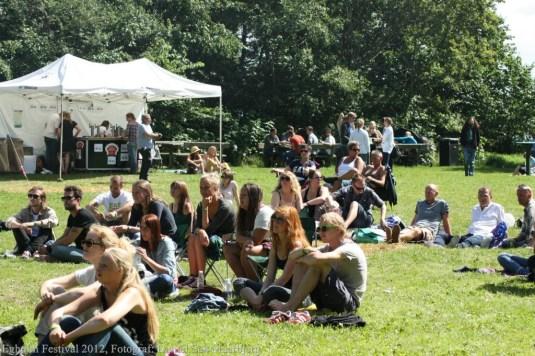 Egholm Festival 2012 (Billede:Lånt fra Faebook)