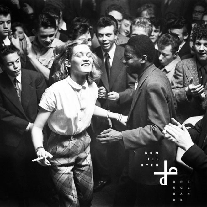 Drengebande - Kom Til Byen [Foto af københavnsk jazzklub i 1950'erne, Foto: Helmer Lund Hansen]