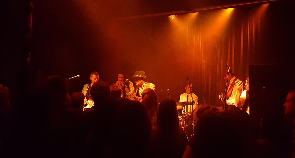 Jens Jepsen har udgivet debutalbummet Fool på Platform 4