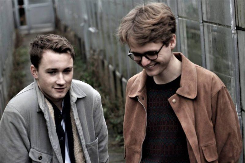 Dusin udgiver deres første EP, Halvtolv, d. 4maj 2018 (Foto: Søren Bjerre Mikkelsen)