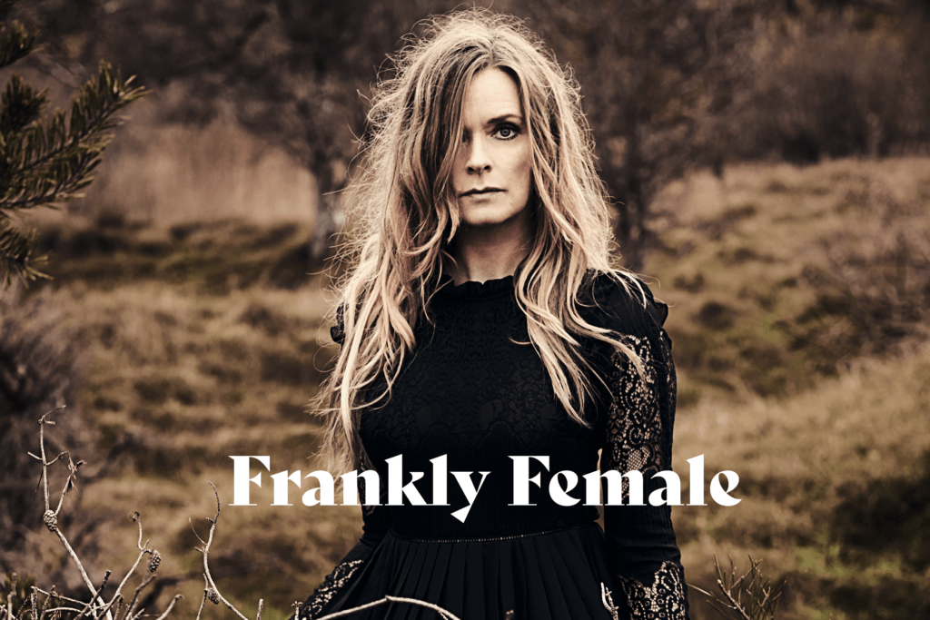 Frankly Female pressefoto