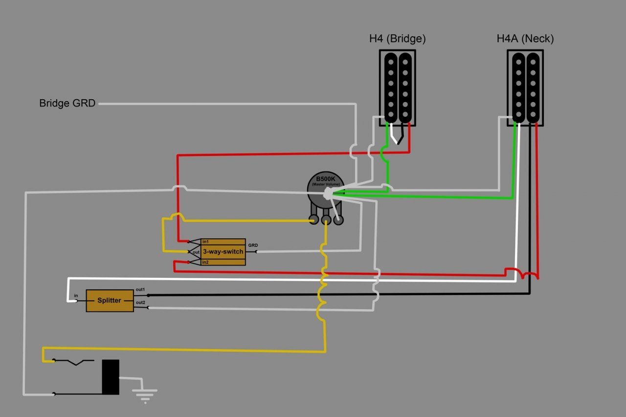 hight resolution of emg hz h4 wiring diagram wiring diagram source emg hz pickups wiring diagram emg hz h4