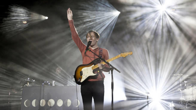 Bombay Bicycle Club Live in Berlin im September 2014