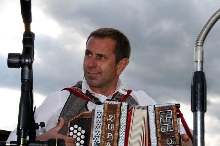 Mieminger Tanzlmusig, Foto: Knut Kuckel