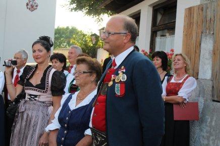Verdientsmedaille für Hans-Peter Reich, Foto: Knut Kuckel