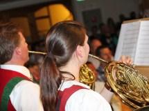 Frühjahrskonzert 2013 der Musikkapelle Mieming, Foto: Knut Kuckel