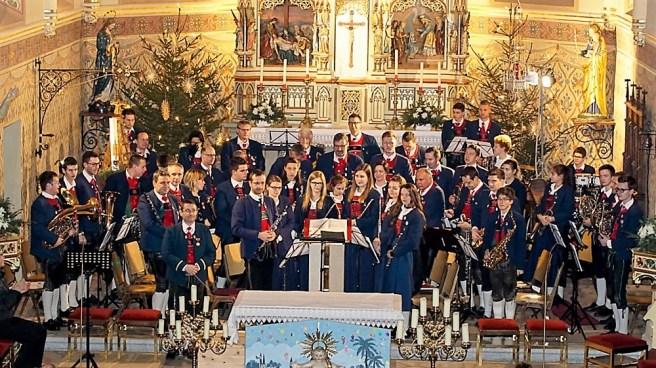 Weihnachtskonzert 2016, Foto: Andreas Fischer