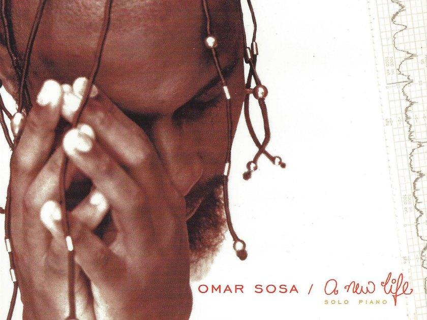 Omar Sosa: A New Life. Skip records, SKP 9041-2