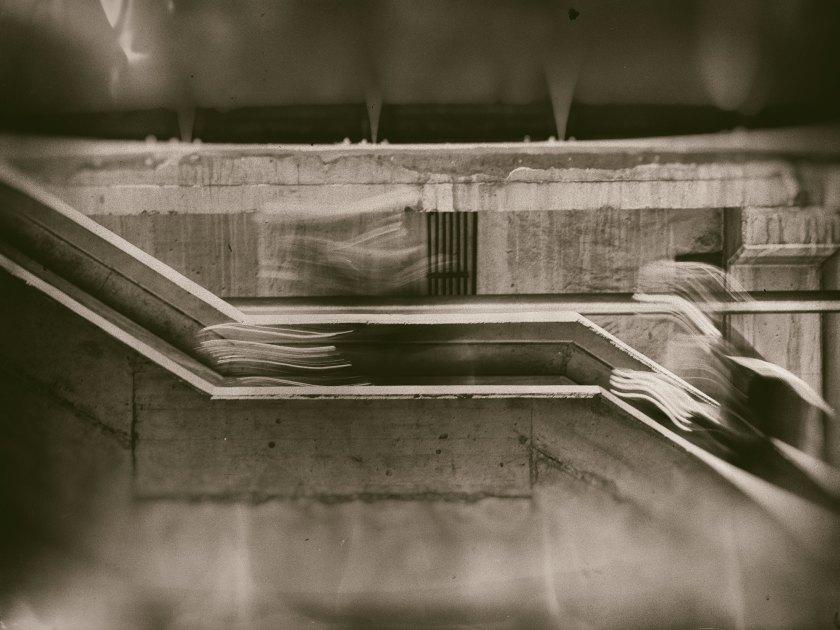 Treppe. Foto: Martin Hufner
