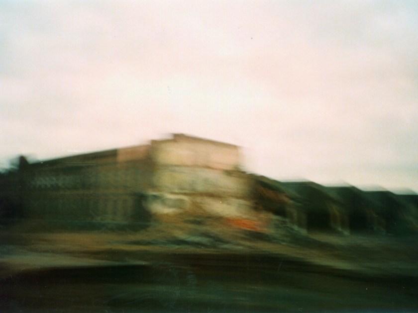 Zerfall und Aufbau. Foto: Hufner