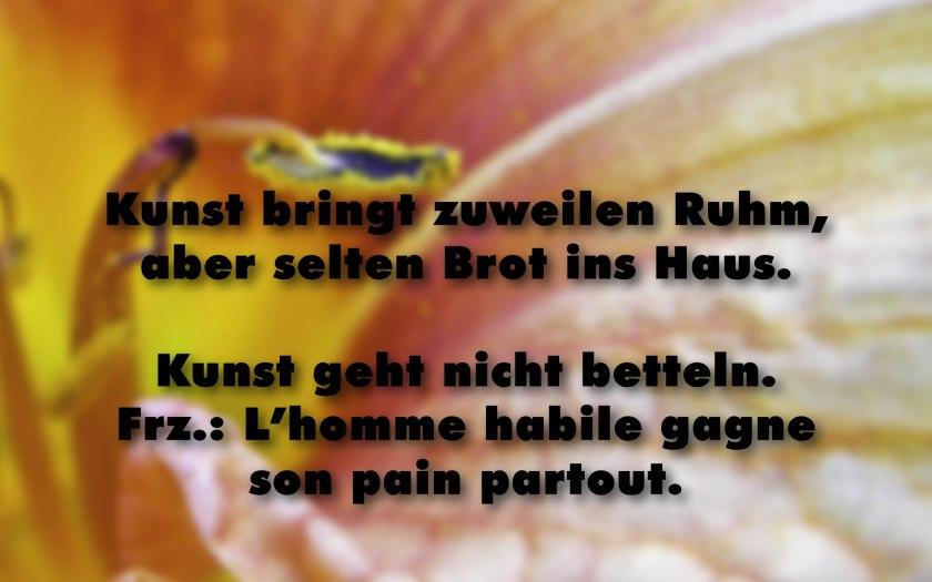 kunst_und_geld. Montage: hufner