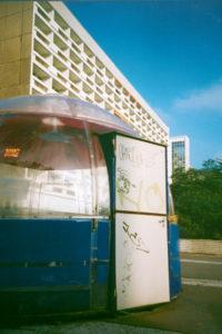 Promenade Cottbus in den 90er Jahren. Foto: Hufner