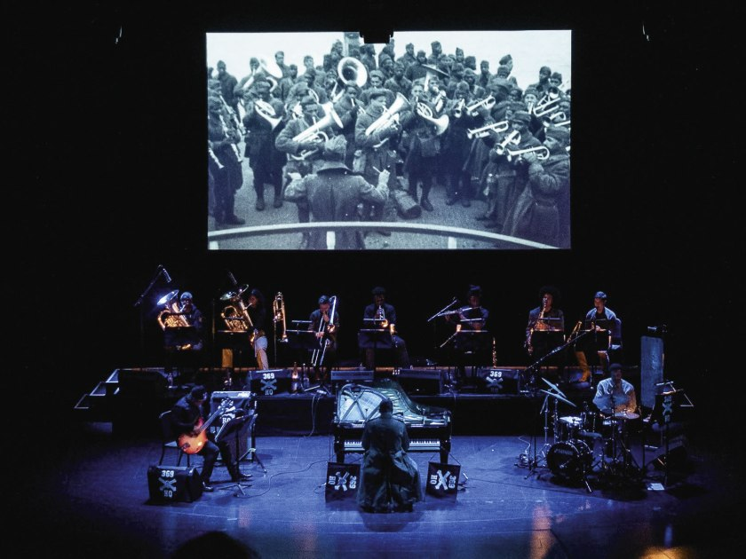 Gelobt: Jason Moran und The Harlem Hellfighters. Foto: HuPe-kollektiv