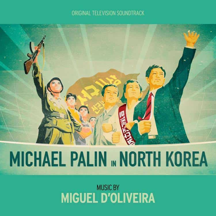 Miguel D'Oliveira - Michael Palin in North Korea