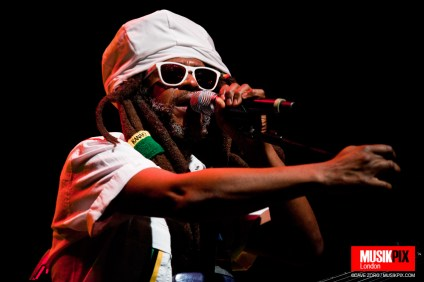 David Hinds performs live at The Forum in London