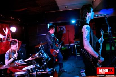 The Underrunners live in Welwyn Garden City
