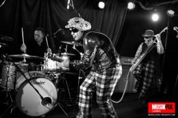 The Bermondsey Joyriders live in London