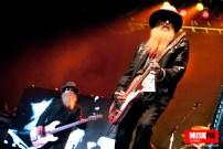 ZZ Top live in London