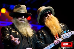 ZZ Top live in London