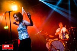Echobelly perform live in London