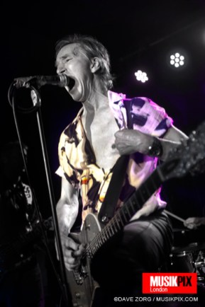 The Fleshtones live in London