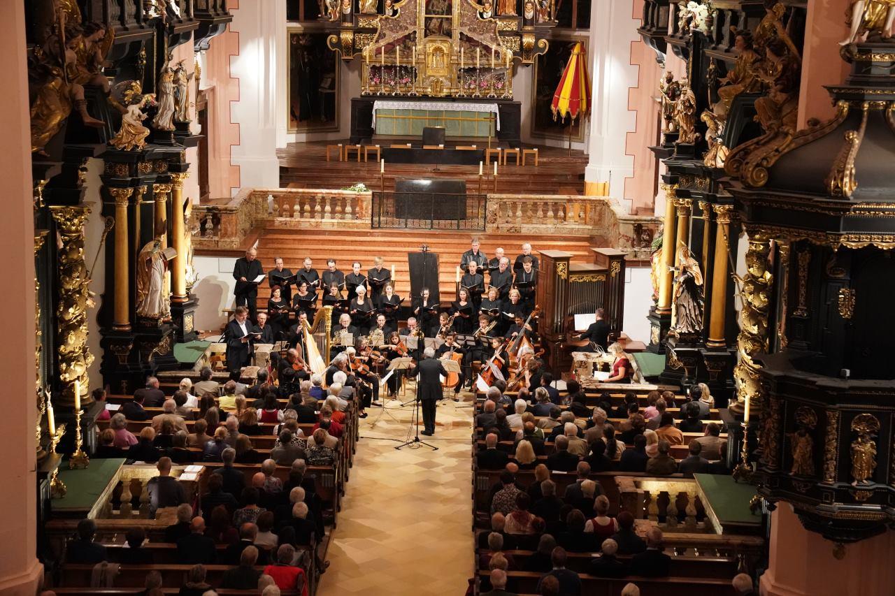 Konzert Basilika Mondsee