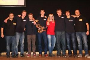 Die Superschwaben 2015 von der Freiwilligen Feuerwehr Epfendorf