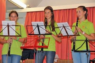 Das Klarinetten-Trio