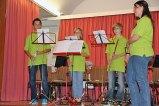 Das Querflöten-Ensemble