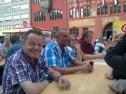 Hans, Horst, Kerstin und Patrick