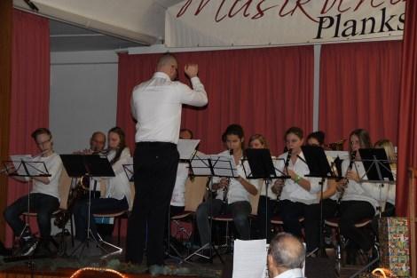 JOP mit seinem Dirigenten Florian Alt