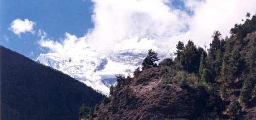 Annapurna Himal 26,000 Ft