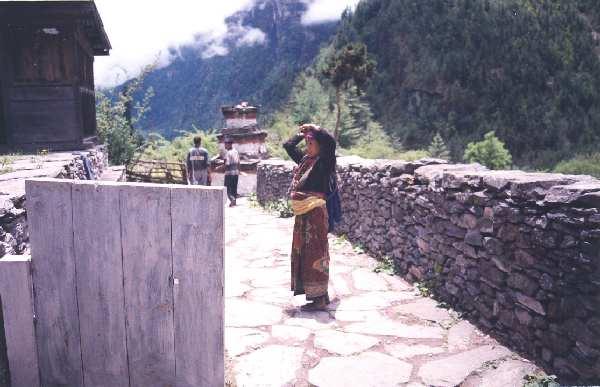 Napali Woman
