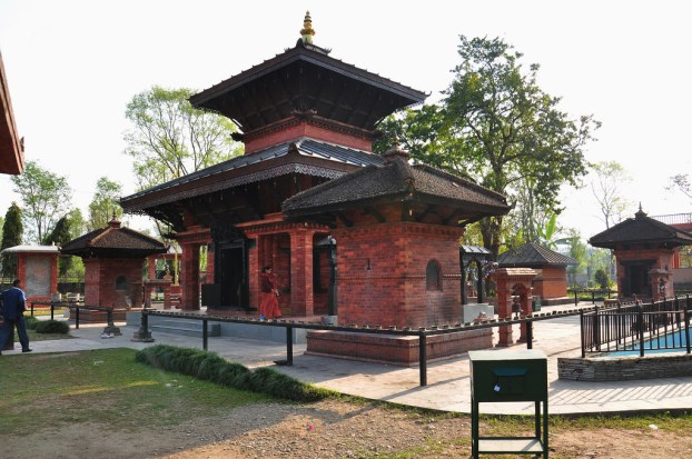 Pokhara Lakeside District