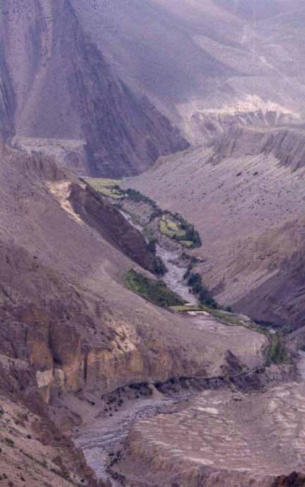 Kali Ghandaki River