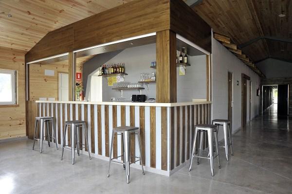 A Nave Bar area