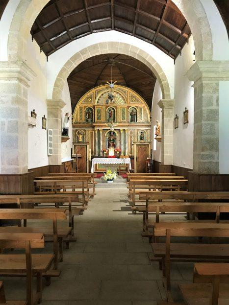 Iglesia de Santiago in Arzua